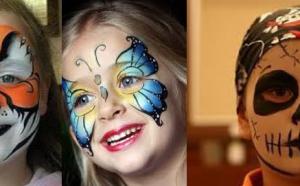 Maquillage Pour Enfants Place Du Quebec Fêtes De Wallonie 2019